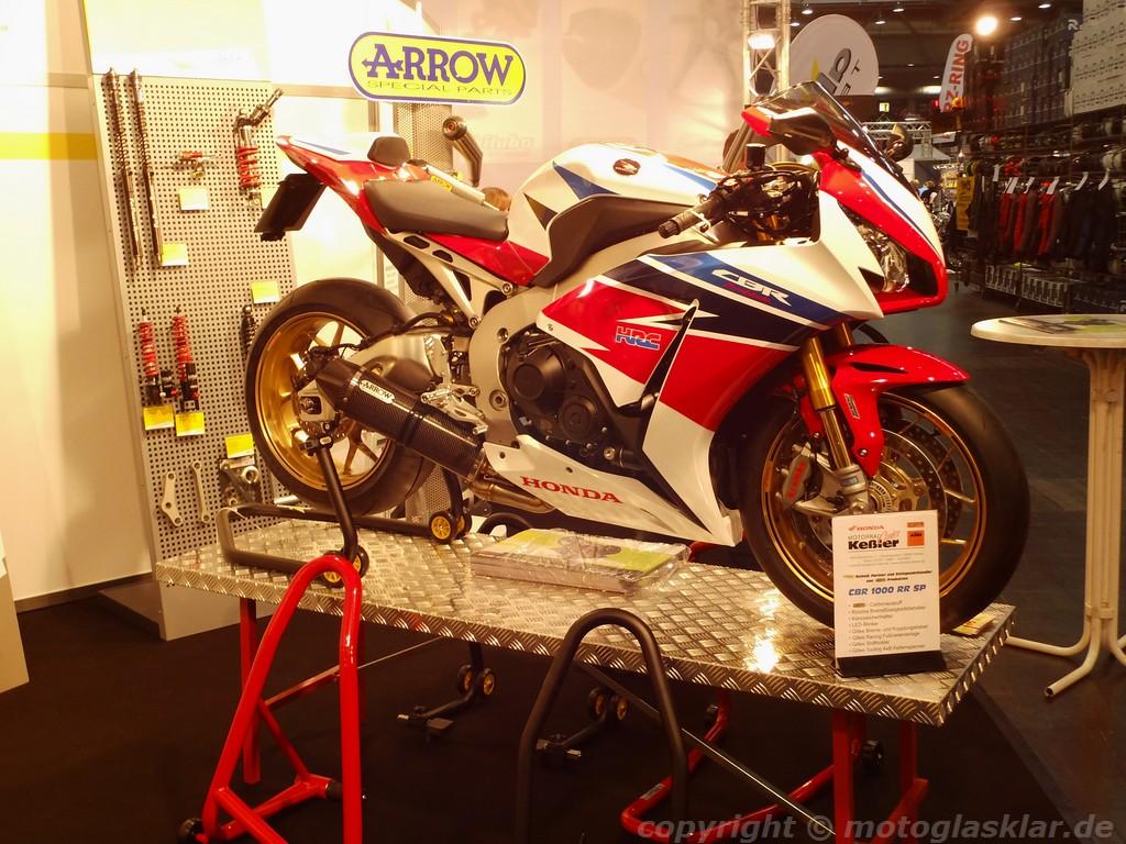 Honda CBR 1000 RR SP Z OO M