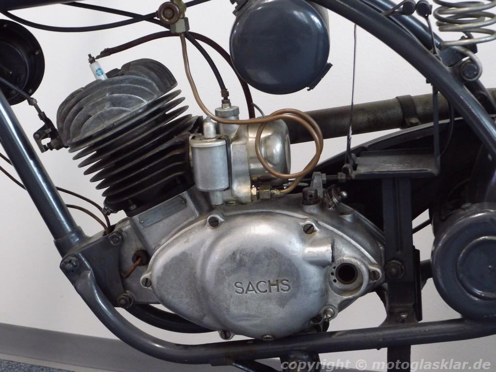 Motorradtechnik zweitaktmotor Der roller
